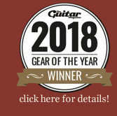 Gear of the year winner 2018